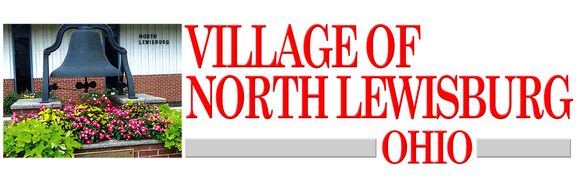 Village of North Lewisburg Ohio logo